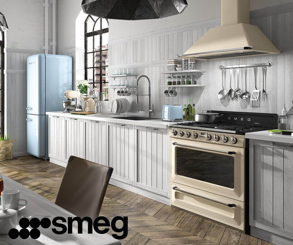 Pin by Metro Appliances & More on Beautiful Kitchens 50s