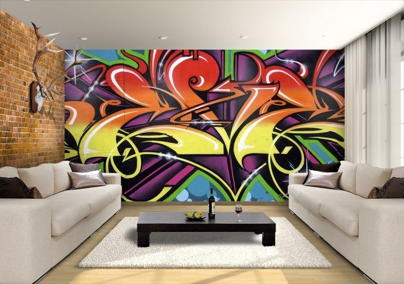 graffiti wallpaper for bedrooms - google search | graffiti
