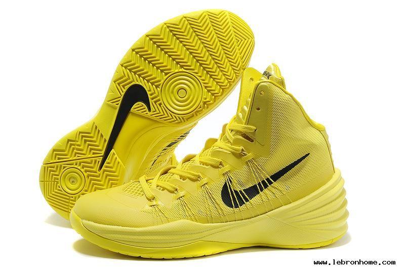 43f2ddf2b7d9 Sonic Yellow Dark Grey Nike Hyperdunk 2013 XDR Discount