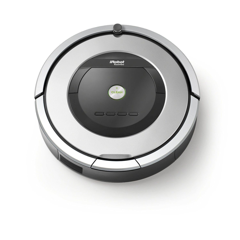 Irobot roomba 860 vacuum cleaning robot irobot irobot