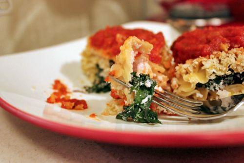 Lasagna Roll Ups: Cooking Whims