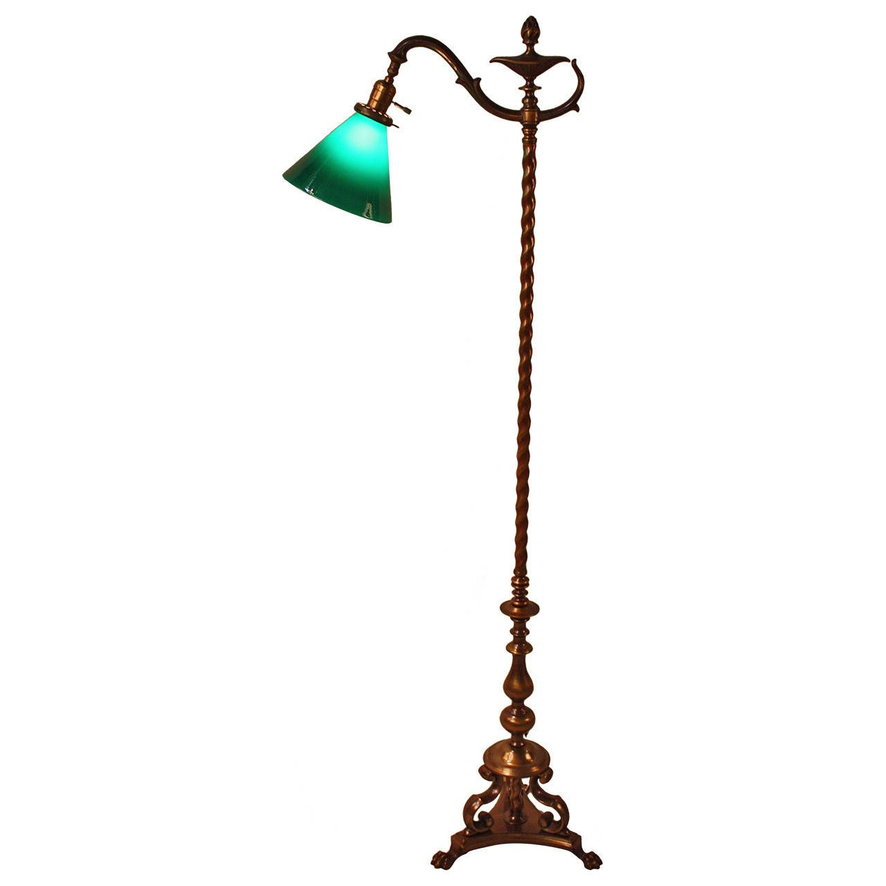 1920s Floor Lamp Google Search Lampe Dekorative Lampen Lampenschirm