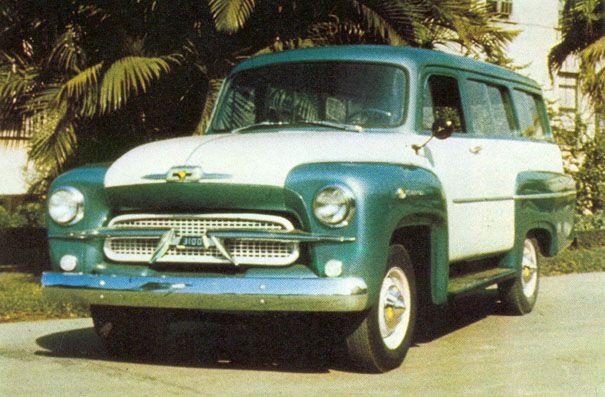 Gm Chevrolet Amazonas 3 800 From Brasil Com Imagens Carros E Caminhoes