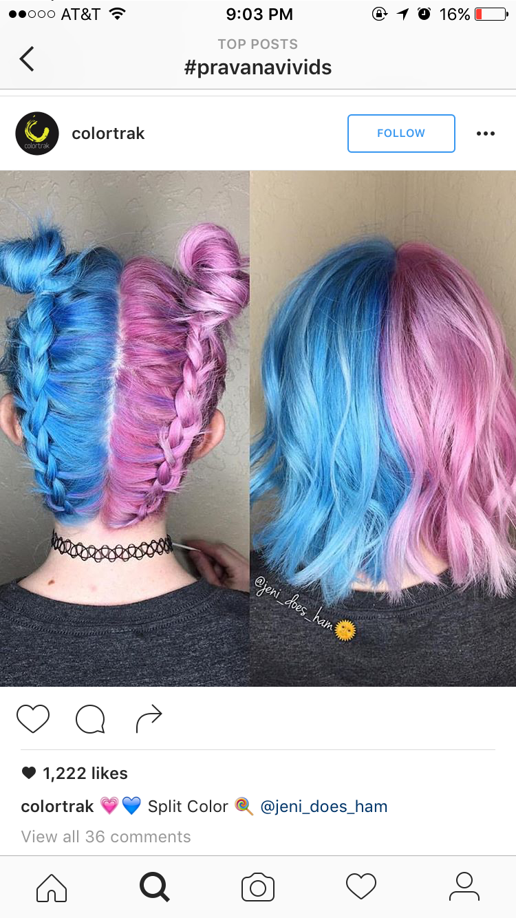 Pin by peepeeprincess on two tone hair pinterest hair coloring