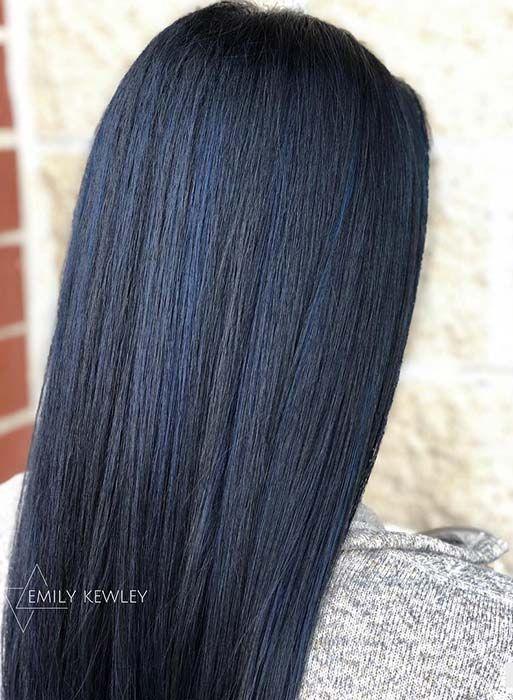 43 Schöne Ideen für eine Haarfarbe in Blauschwarz, um sie so schnell wie möglich zu kopieren | Seite 2 von 4 | StayGlam -  43 Schöne Ideen für eine Haarfarbe in Blauschwarz, um sie so schnell wie möglich zu kopieren | S - #blauschwarz #eine #für #haarfarbe #ideen #kopieren #moglich #schnell #schone #seite #Sie #stayglam #von #Wie