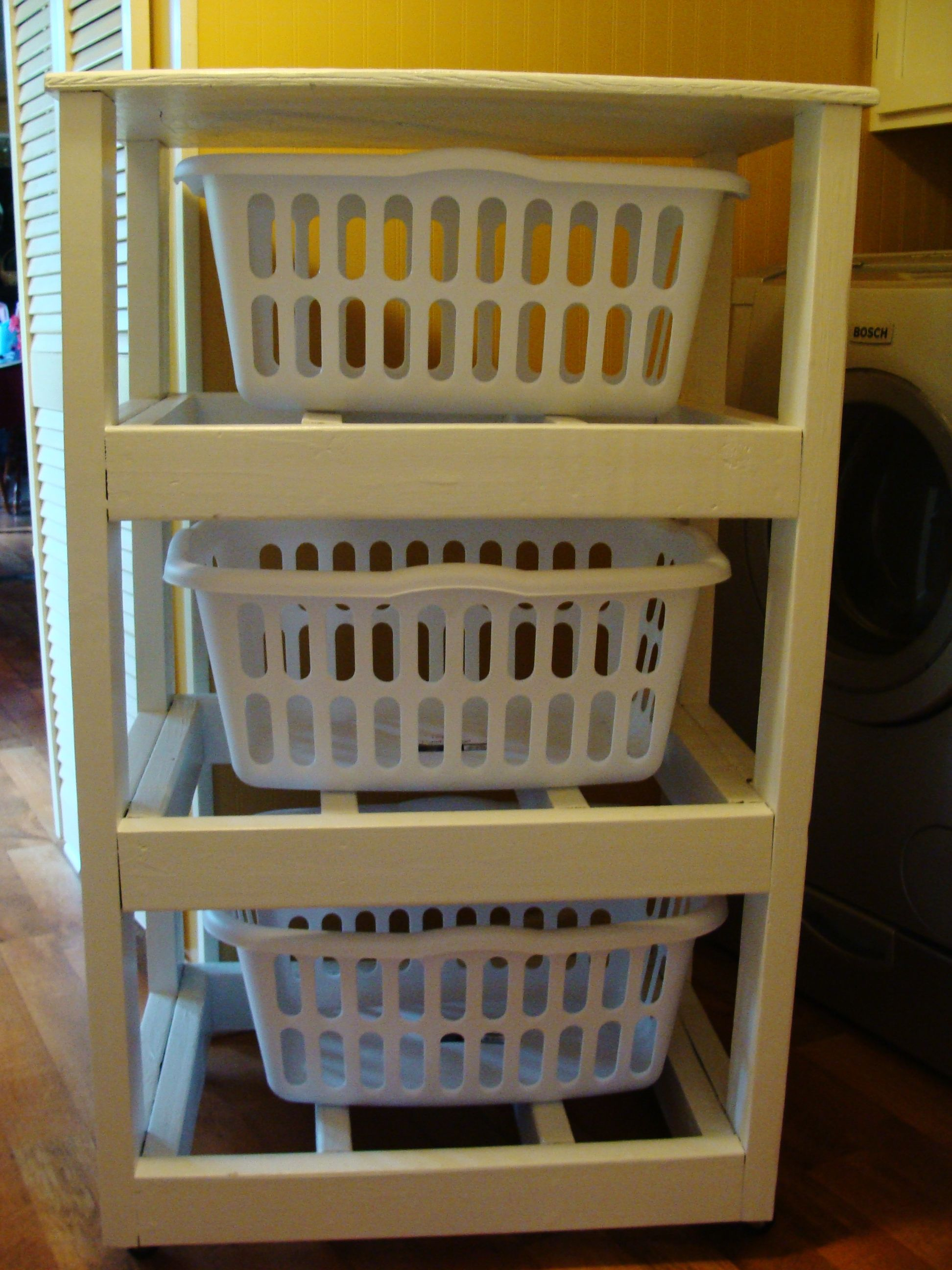 Clothes Rack Drying