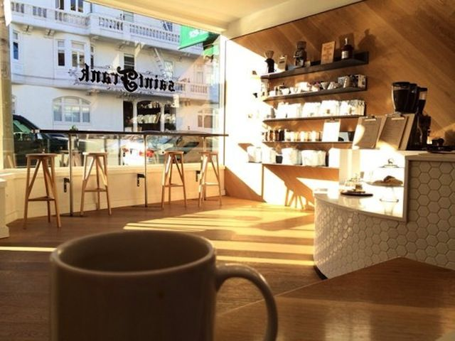 The Best Coffee Shops In San Francisco: SFist (With images) | Best coffee shop, Best coffee ...