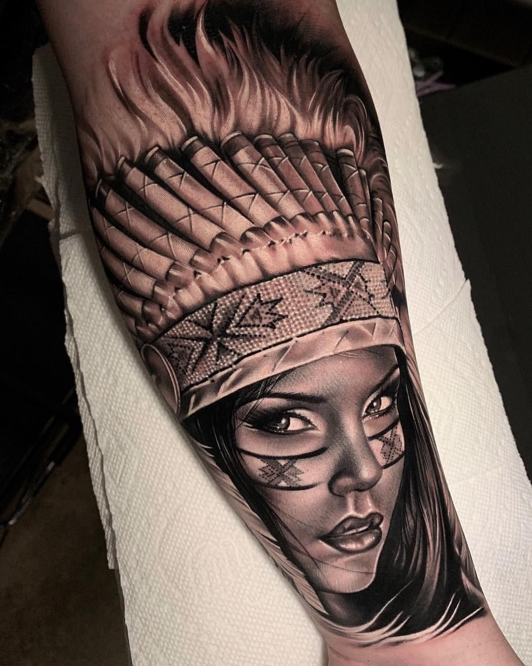 details of a beautiful woman\'s face @Fusion_ink @Fusionink_ca ...