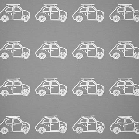 Captivating Buy Little Home At John Lewis Here, There U0026 Everywhere Vehicle Stencil  Wallpaper Online At