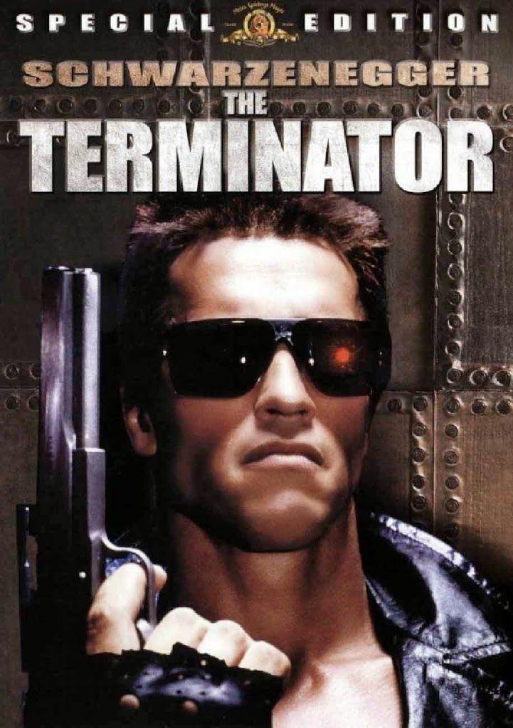 Terminator 1 Terminator Movies Schwarzenegger Movies Schwarzenegger