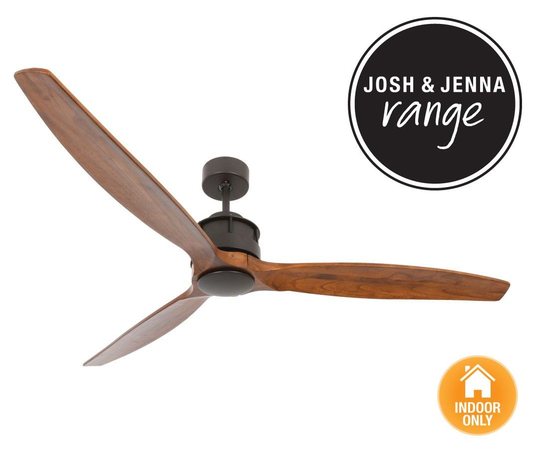 Airfusion Akmani 152cm Dc Fan In Oil Rubbed Bronze Koa With Images Ceiling Fan With Light Ceiling Fan Wooden Ceiling Fans