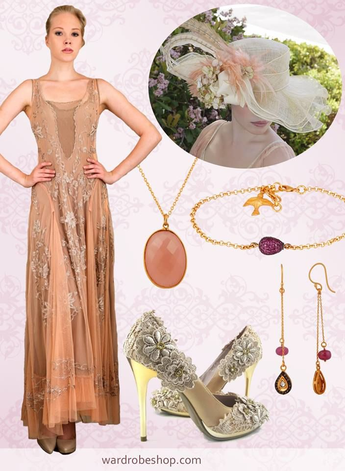 Beautif and Elegant Vintage Style Outfit. Welcome to wardrobeshop.com