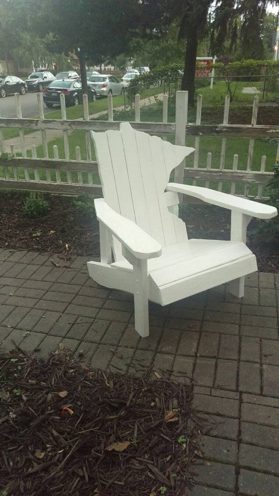 Custom MN Adirondack Chairs