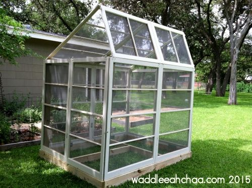 Superieur DIY Backyard Butterfly House Made From Window Screens From Waddleeahchaa.com