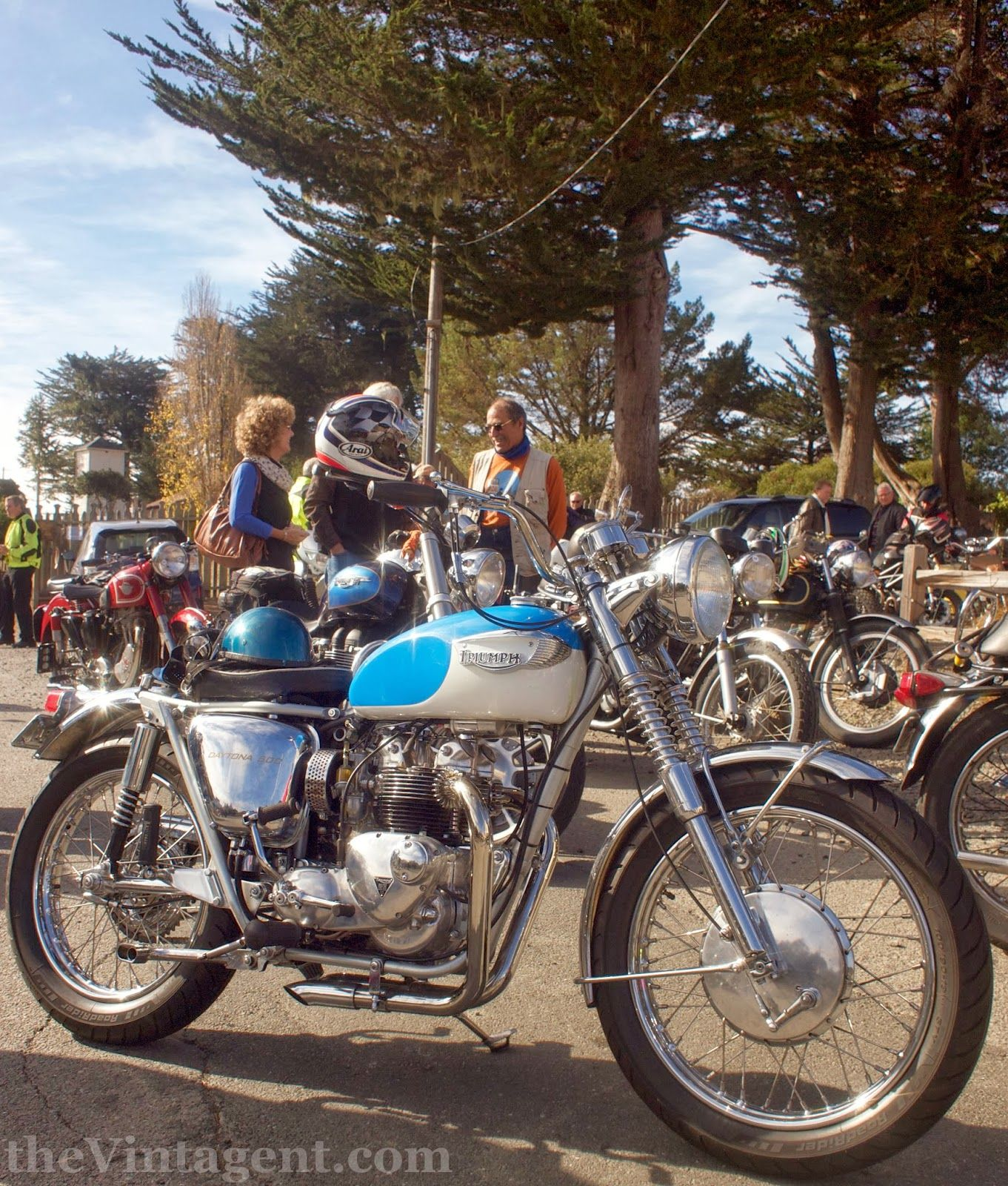 A blog about vintage motorcycles