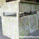 Deer Box Stand Plans MyOutdoorPlans