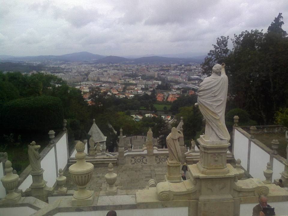 Bom Jesus do Monte, Braga, Portugal:) Foto de Virginia Sousa