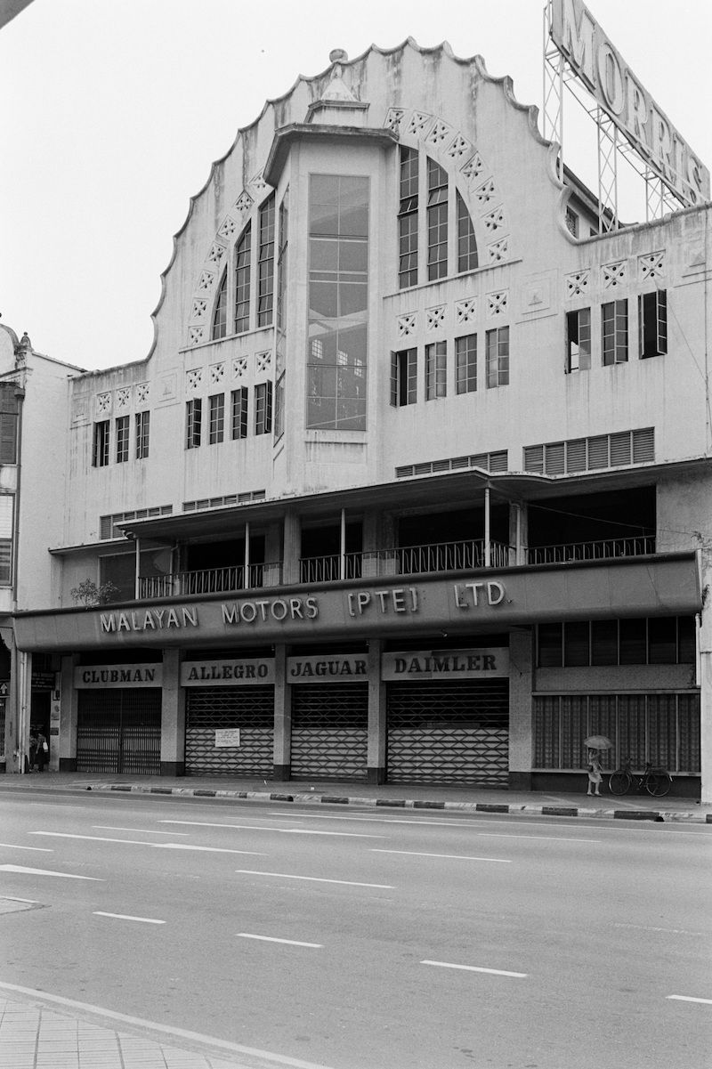 Malayan Motors 1982 Current Site Of Sma House Mdis Photo National Library Board Singapore Architecture History Of Singapore Singapore Photos
