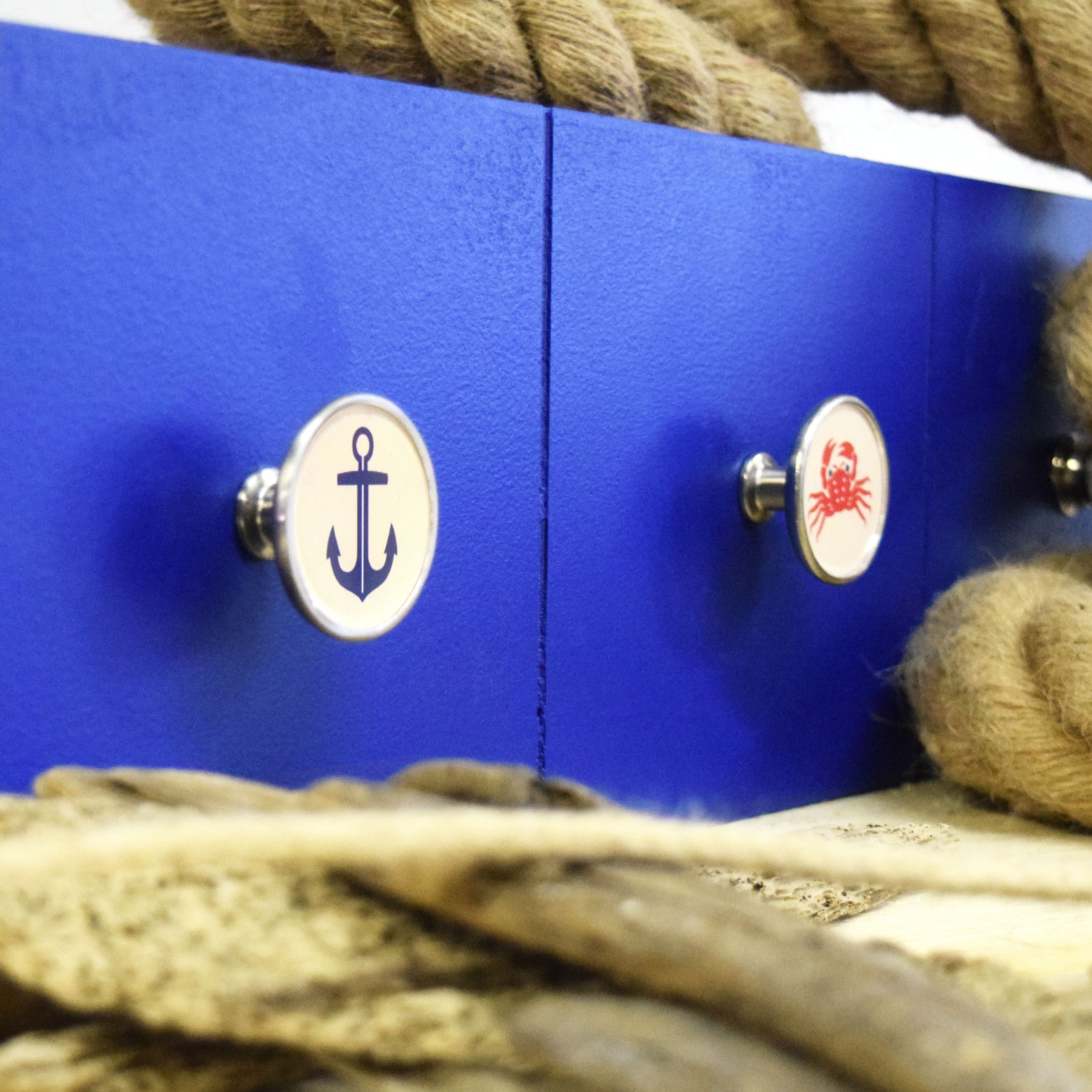 nautical at sea boat themed cupboard drawer knobs door cabinet