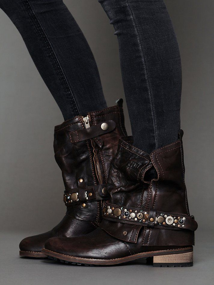Free People Addison Military Boot, $225.00