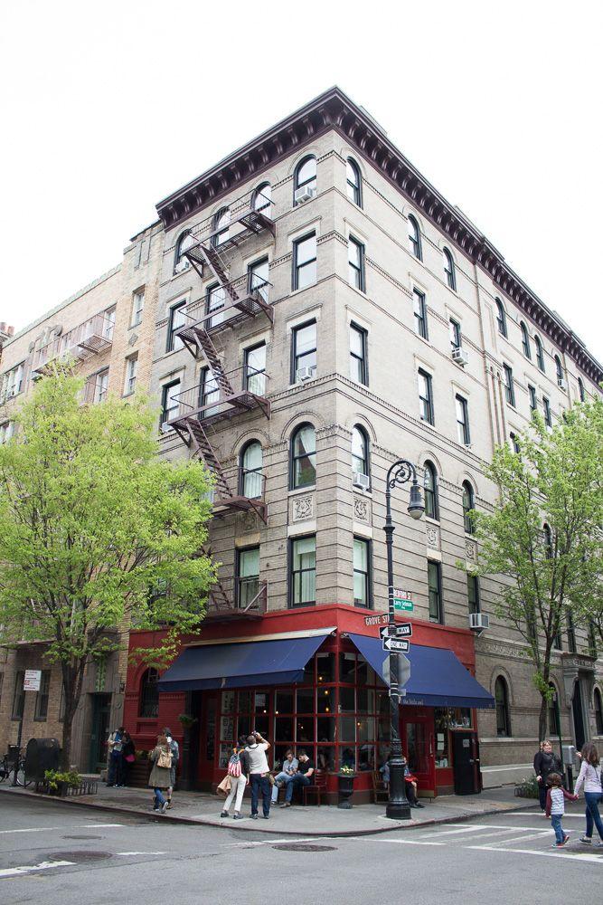 Greenwich Village Et L Immeuble De Friends L Aventure A New York