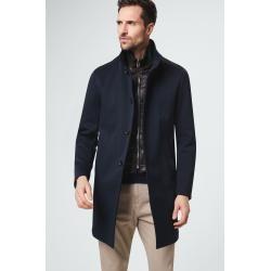 Photo of Rovero coat in dark blue windsorwindsor