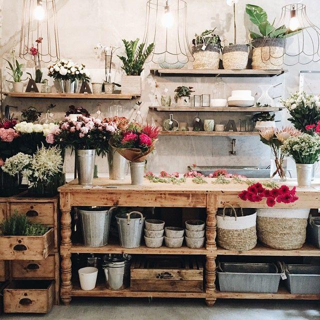 La Ménagère ️Firenze … Negozi di fiori, Fioristi
