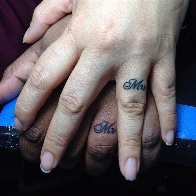Pictures Of Wedding Ring Tattoo | Tattoos | Pinterest | Ring .
