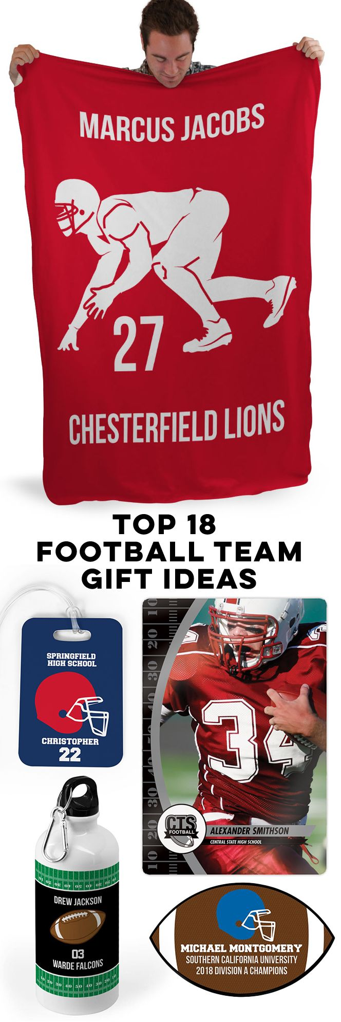 Pin On Football Gifts