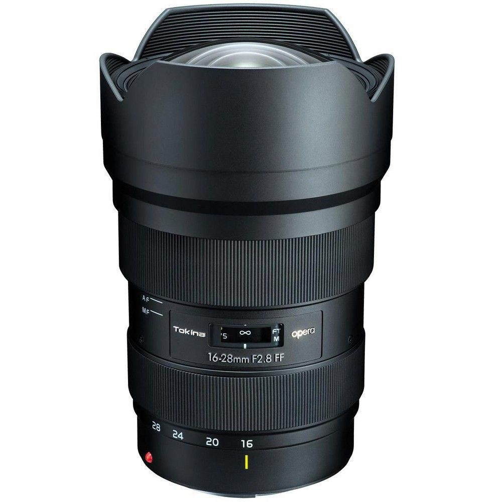 Tokina Opera 16 28mm F 2 8 Fx Zoom Lens For Canon Eos Dslr Cameras In 2020 Zoom Lens Canon Lens Dslr Lens