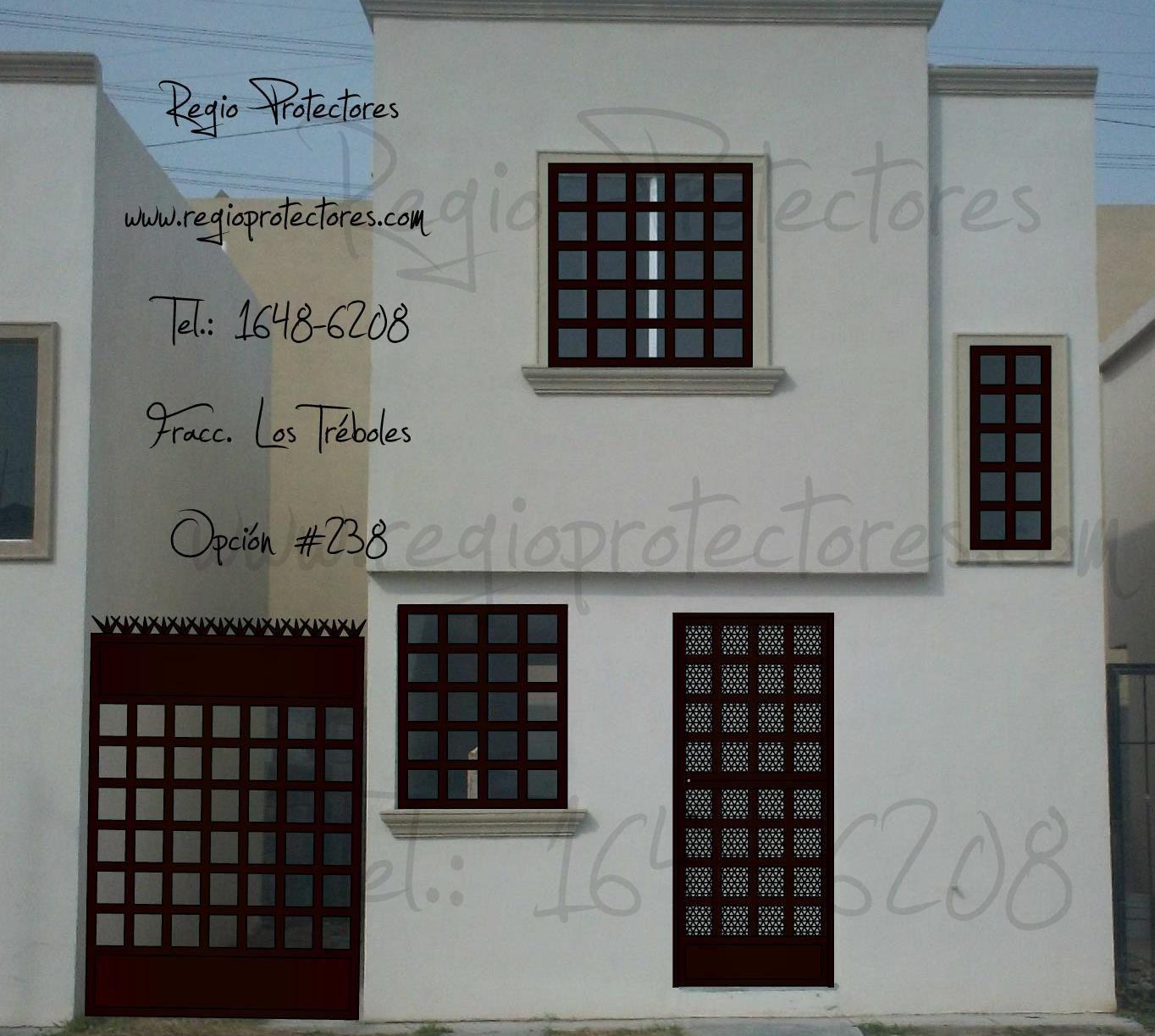 Catalogo De Herreria Puertas Y Ventanas Pdf En 2019