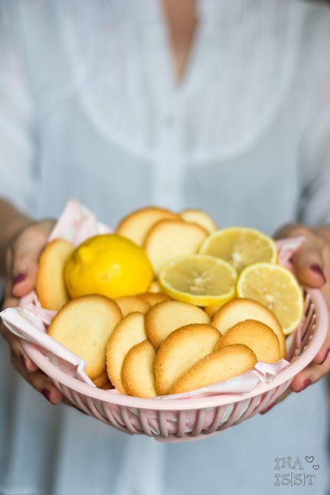 Delicate Azora lemon biscuits - Delicious Azora lemon biscuits Pastry lemon biscuits -
