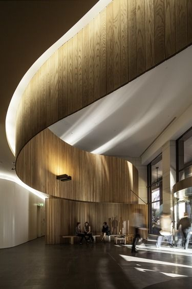 Gallery australian interior design awards project for Hotel ceiling design