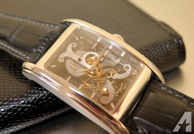 Audemars Piguet SKELETON DIAL TOURBILLON