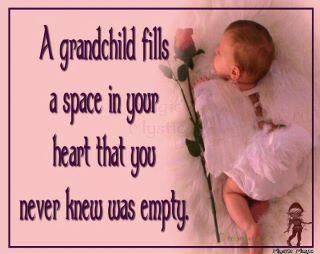 So thankful for all of my grandchildren!