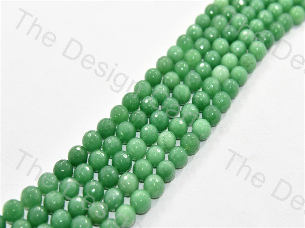 12 Mm Light Green Jade Quartz Semi Precious Stones Quartz Stone Jade Stone Lucky Stone