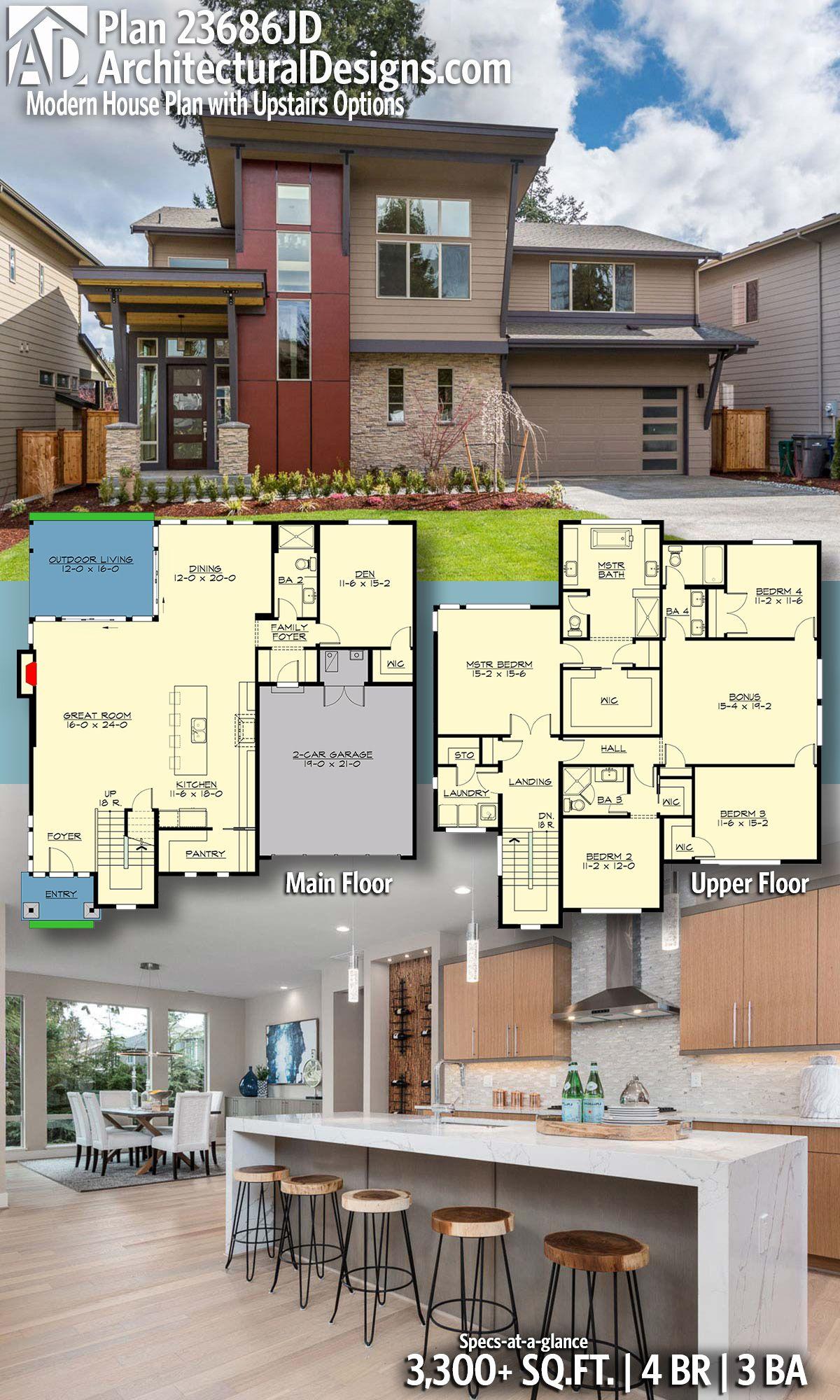 Architecture Architectural Designs Exclusive House Plan