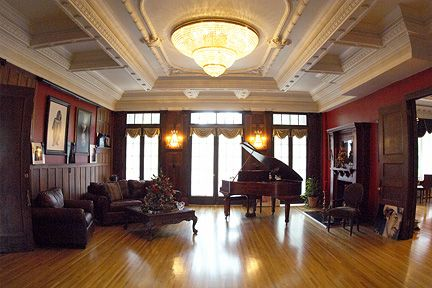 The Mayo Mansion Ashland, Ky | Price for workshop fee only and ... | parsons furniture ashland ky