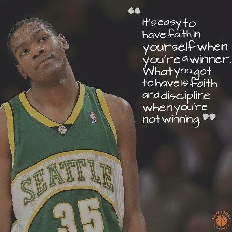 Faith & Discipline when you're not winning Basketball