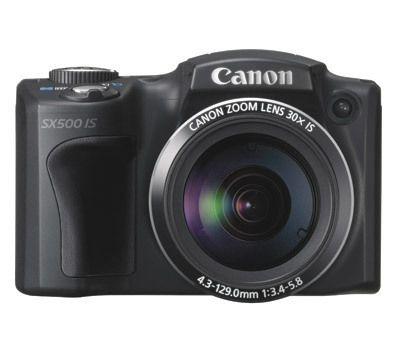 Canon SX500 16MP 30X Optical Zoom...   $199.99