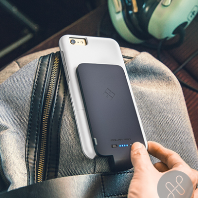 Extra Juice for Your Phone When Heading off the Grid All in a Seamless Design