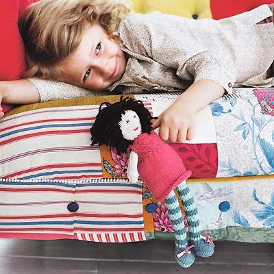 Knit A Rag Doll Free Pattern Projects To Try Pinterest Free
