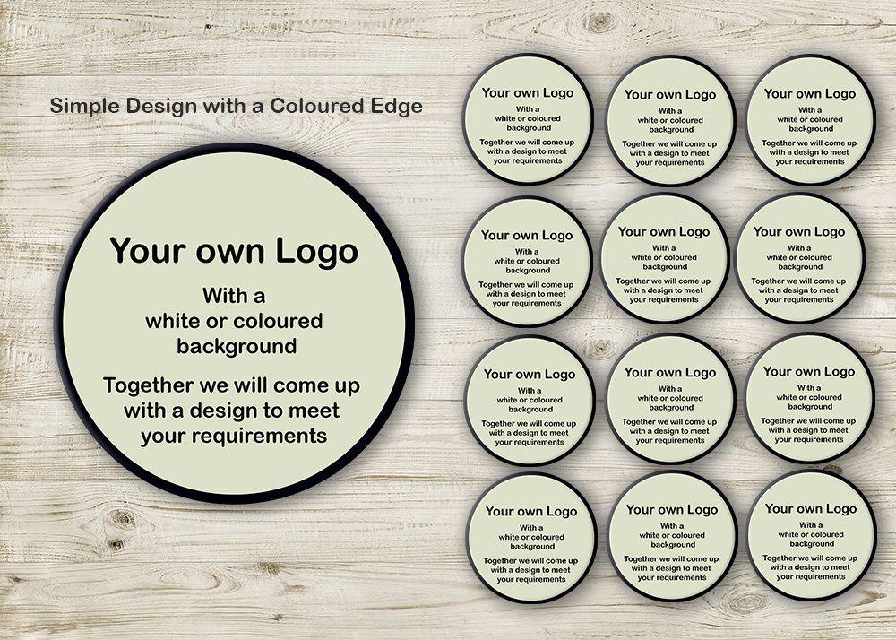 Custom round sticker own logo sticker business sticker personal sticker personalised sticker design your own sticker thank you sticker