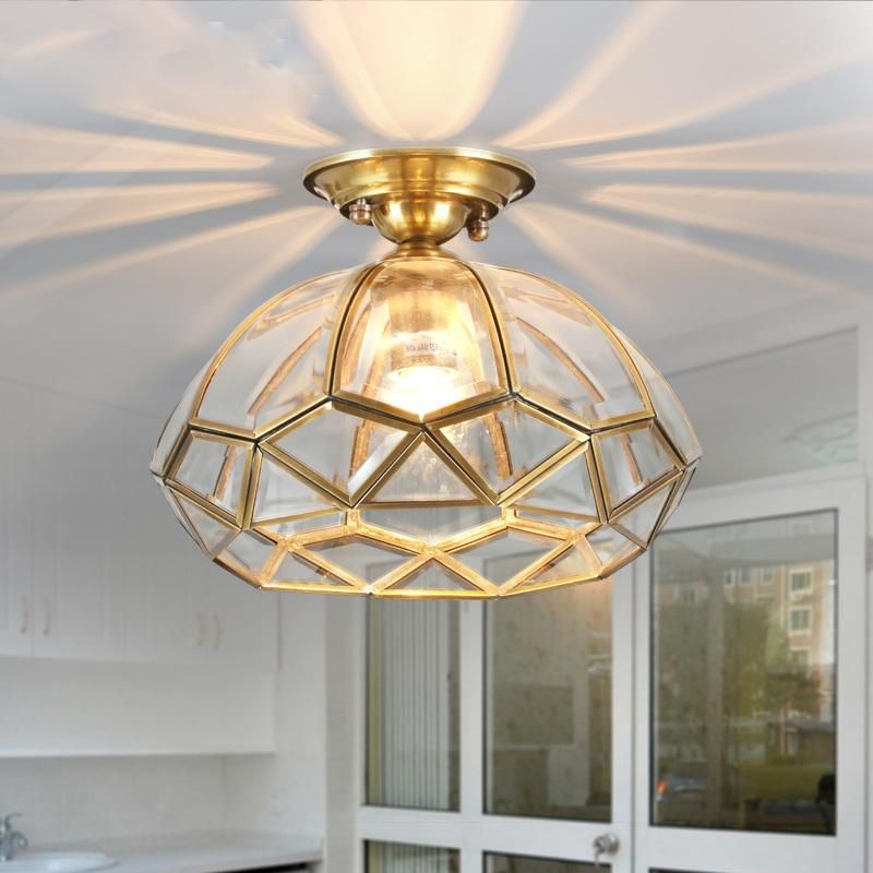 Cheap Lamp Street Buy Quality Ceiling Spot Directly From China Pir Suppliers American Country Full Copper Lamps Can Be Used For Such