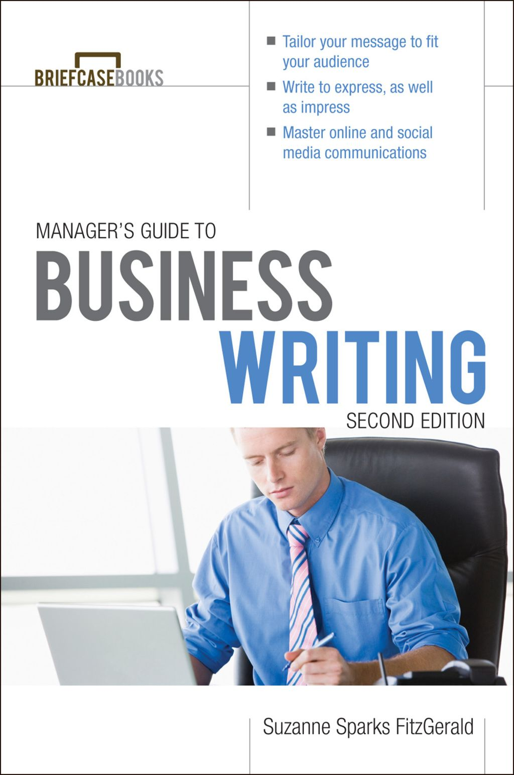 Manager's Guide To Business Writing 2/E (eBook) Business