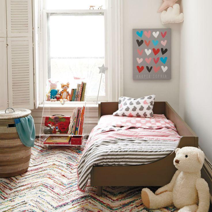 Décoration chambre enfant avec des accessoires intéressants Kids s