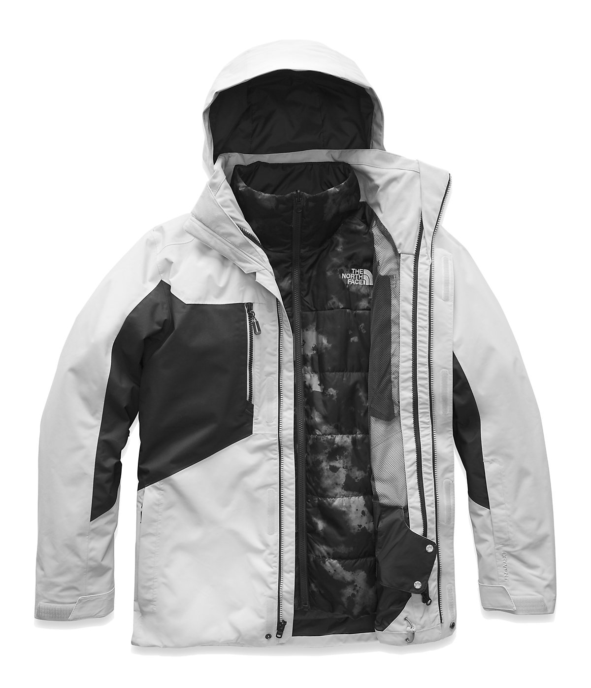 Men's Clement Triclimate® Jacket | The North Face