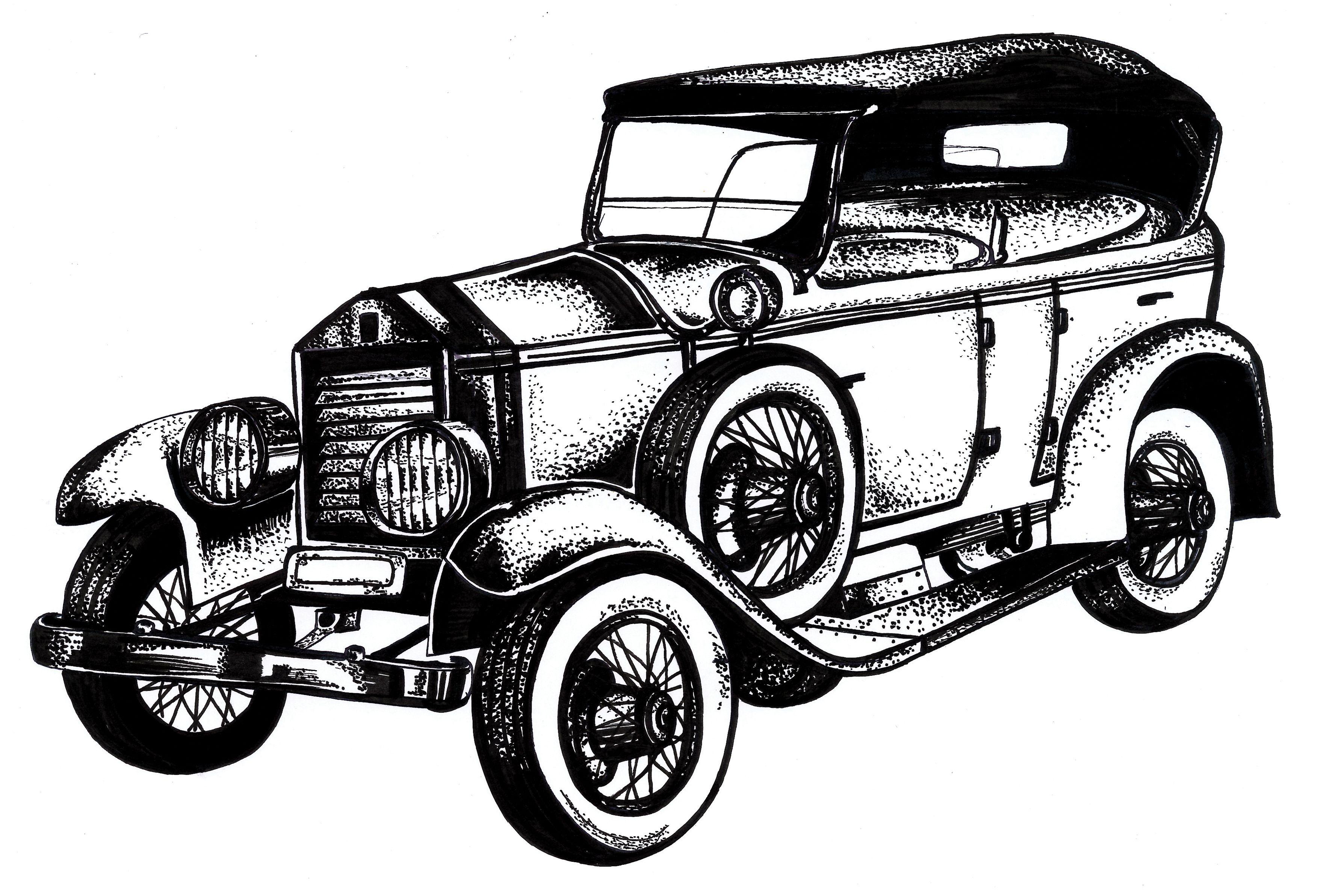 Automobile Clipart