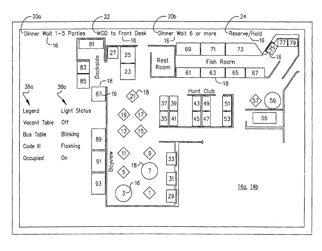 Free Tech Tool Optimizes Your Dining Room Layout A Cornell Researcher Is  Giving Full Service Operators A No Cost Way To Analyze Table Usage In Their  ... Part 48
