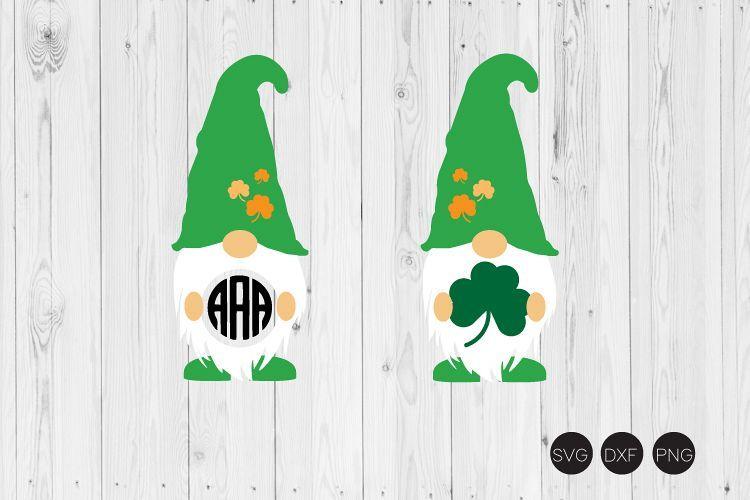 Download St Patricks Gnome SVG, St Patricks Day SVG in 2020 ...